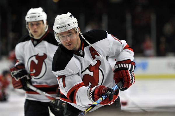 Ilya Kovalchuk Devils hockey
