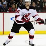 NHL Rookies Adam Henrique Devils