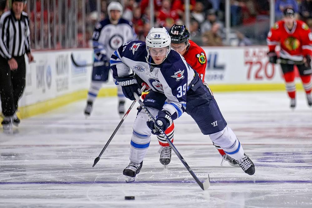 Tobias Enstrom Jets