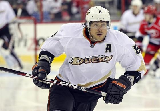 The Anaheim Ducks Franchise Four