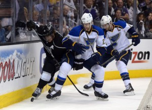 Pietrangelo was effective for the Blues in the playoffs (Kirby Lee-USA TODAY Sports)