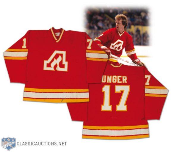 Atlanta Flames Jersey