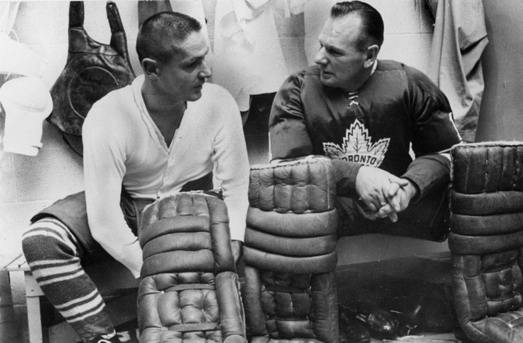 50 Years Ago In Hockey: 65-66 Goalie Preview: Maple Leafs